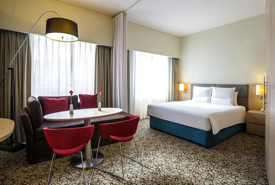Hotels in Dubai-Mall of the Emirates-shopping-UAE-Novotel Suites Dubai Mall of the Emirates