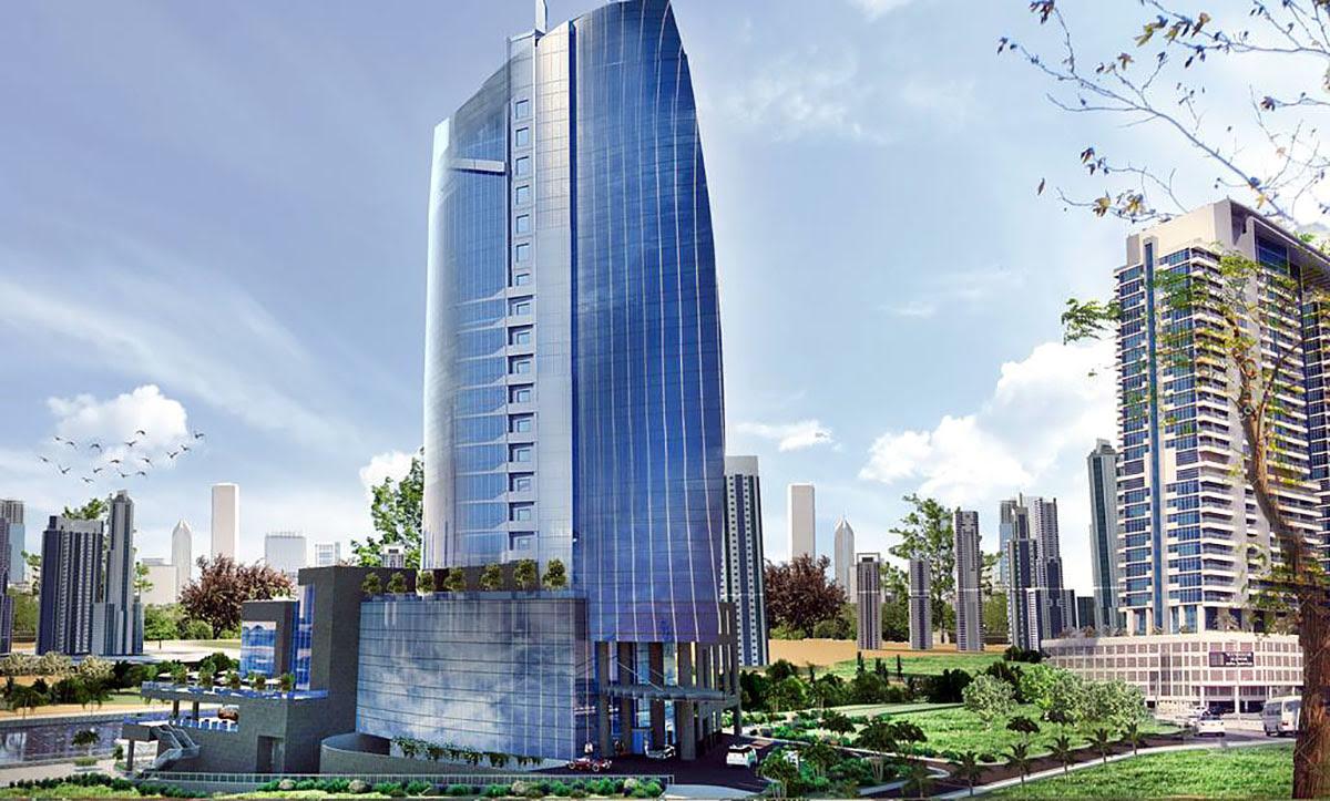 Hotels in Dubai-shopping-UAE-Radisson Blu Hotel Dubai Canal View