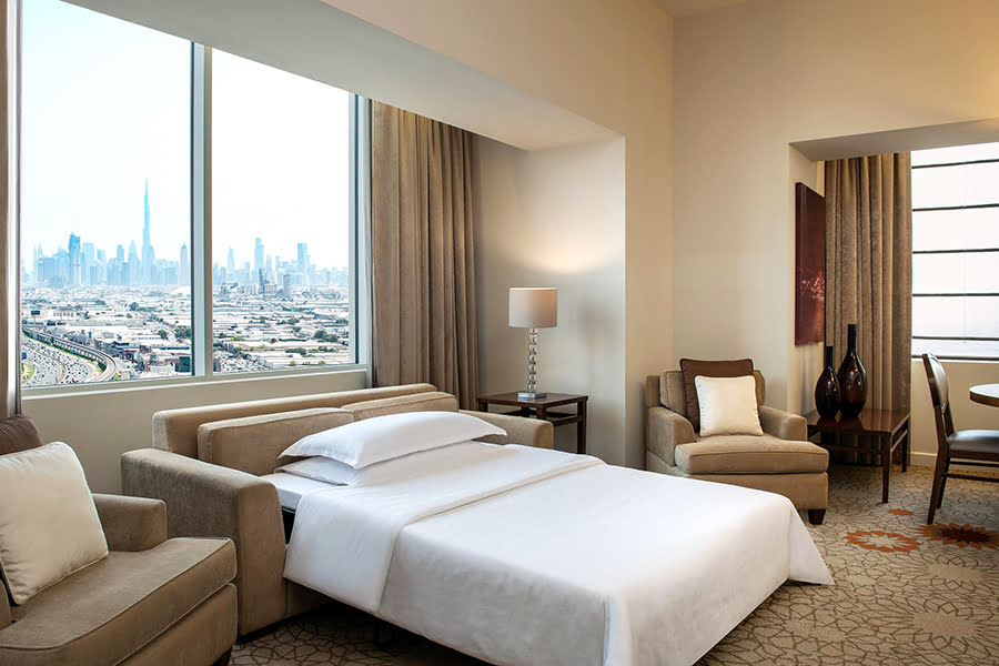 Hotels in Dubai-Mall of the Emirates-shopping-UAE-Sheraton Mall of the Emirates Hotel, Dubai
