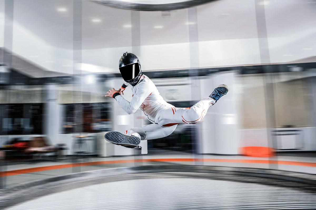 Skydive Dubai-UAE-Inflight Dubai Indoor Skydiving-iFly Dubai