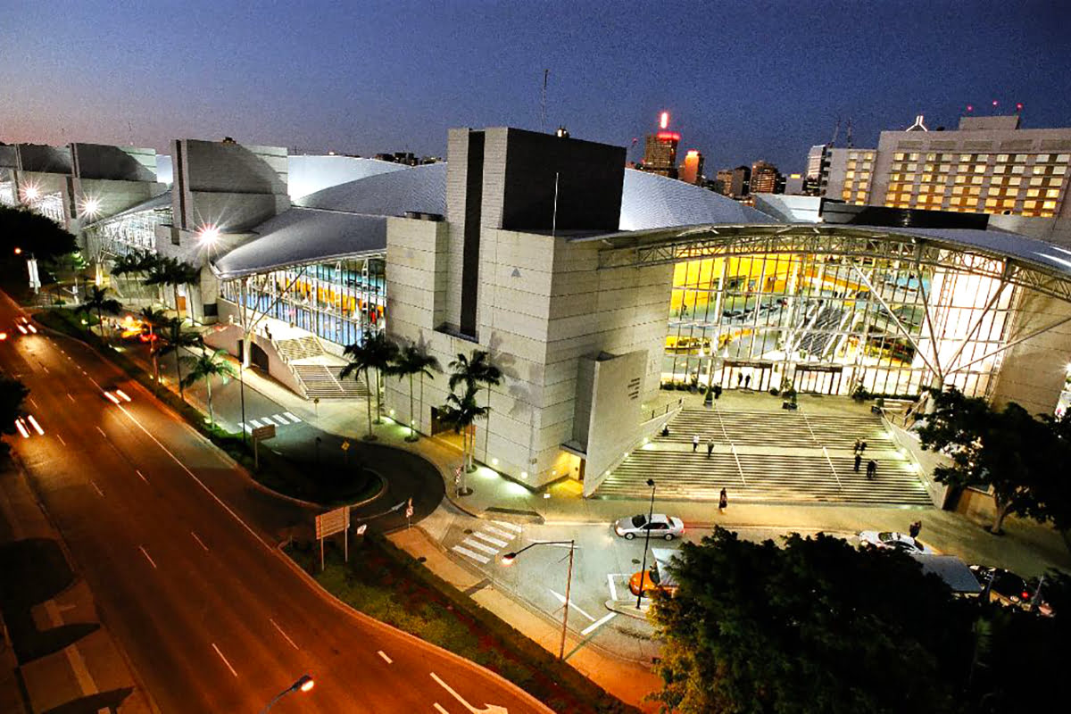 Brisbane accommodation-Brisbane Convention & Exhibition Centre