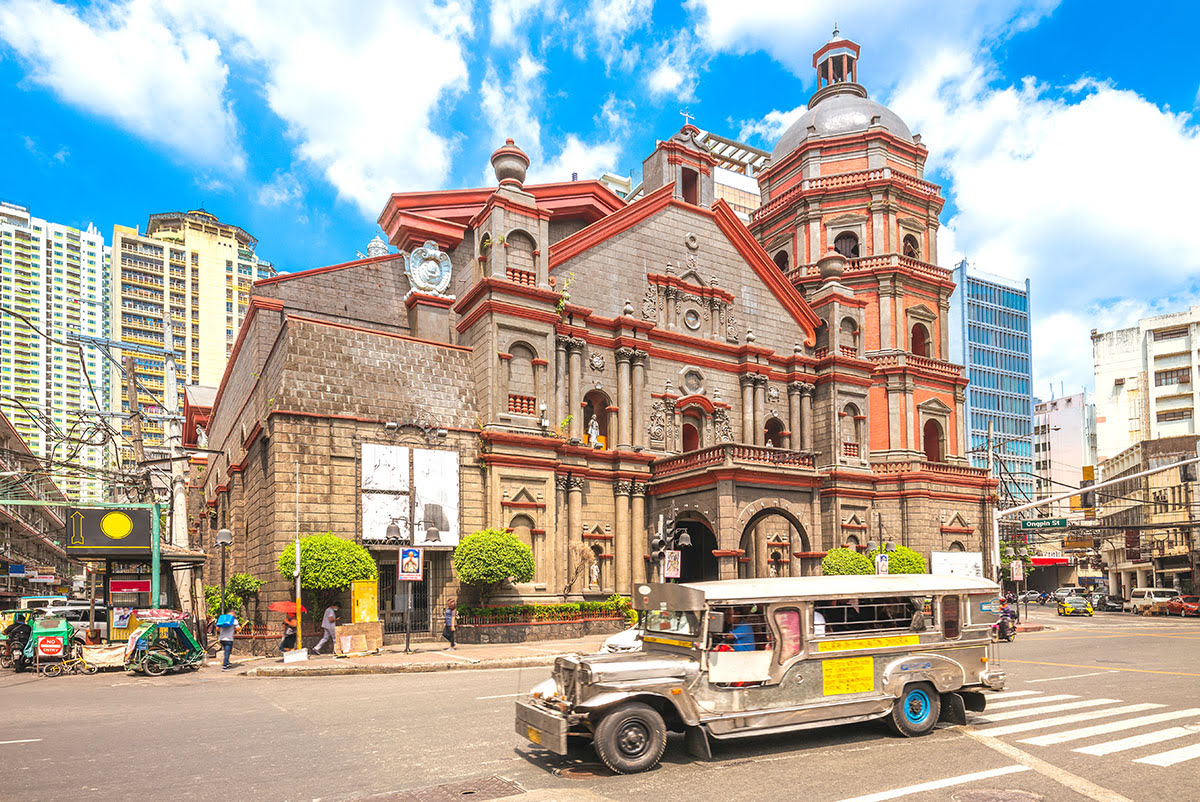 Things to do in Manila-Philippines-downtown Manila