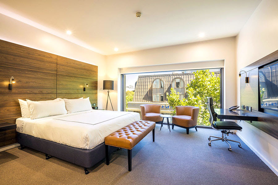 Hotels in Melbourne-things to do-Australia-Holiday Inn Melbourne on Flinders