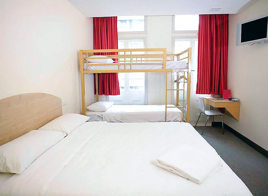 Hotels in Melbourne-Ibis Budget Melbourne CBD