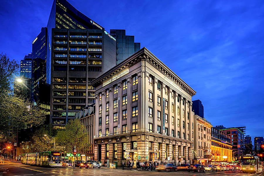 Hotels in Melbourne-shopping-Australia-Quality Hotel Batman's Hill on Collins
