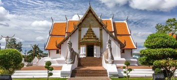 Nan Province, Tailândia
