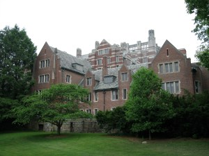 Being a Christian Student on the campus - Practically applying the Life-Giving Spirit to Our Lives [picture: the Wellesley College, MS, USA]