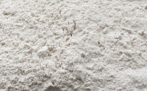 a genuine church is a meal offering church life with the fine humanity of Christ [in the picture: Fine Flour, a type of the Fine, Balanced, and Perfect Humanity of the Lord Jesus Christ]