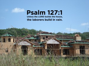 seeing the preciousness of Zion and Jerusalem, and fully trusting in the Lord