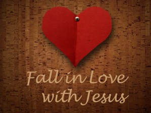 being romantic Christians by loving the Lord personally and affectionately