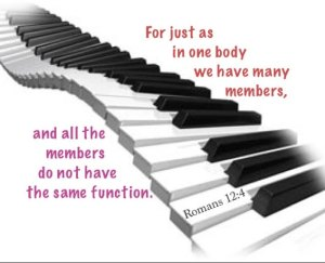 We All have a Special Place and Function in the Body: Don't Go Beyond Your Measure!