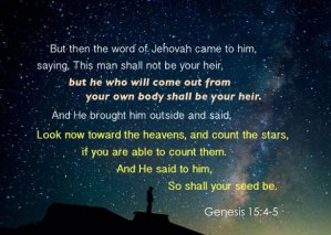 Allowing God to Work Himself into us for the Bringing Forth of Christ (the Seed)
