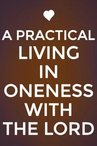 We need to have a daily practical living in oneness with the Lord for the fulfillment of God's purpose.