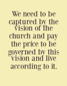 God's Purpose for the Church is to Head up All Things in Christ Through the Church