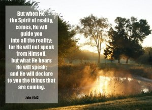 Having the Divine Reality Wrought into us to Become our Reality, Life, and Living