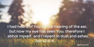 Being Ushered into the Realm of God to Seek God, Enjoy God, Gain God, and Express God