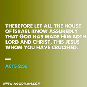The Lord Jesus was Brought to the Throne: a Man is on the Throne as the Lord of All!