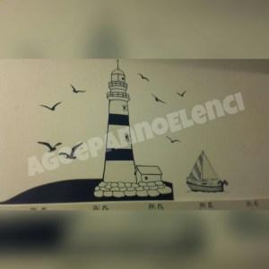 Adesivo Il Faro