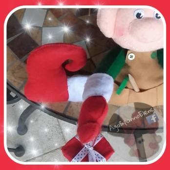 Elfo Natalizio Particolare