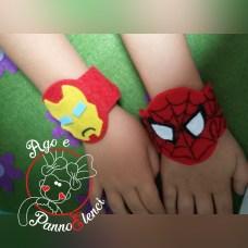 Bracciali Iron Spider