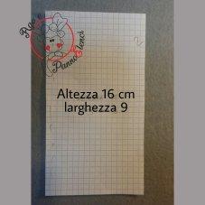 FIG. 5) CREARE ALTRO CARTAMODELLO PER LA PRIMA TASCA
