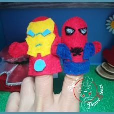 IronFinger Fingerspider