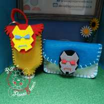 kit portagel e mascherina