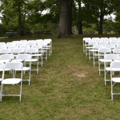 Folding Chairs For Rent Slipcover Armless Chair Rentals Agogo Cincinnati Oh