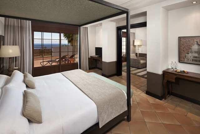 Melia Hacienda Del Conde Tenerife Spain Golf Holidays In Spain