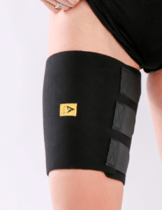 Thigh Wrap Compression Sleeve Leg Groin Brace Hamstring Support Wrap