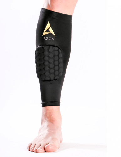 Agon Calf Compression Sleeve Leg Calf Feet Support Travel & Flights