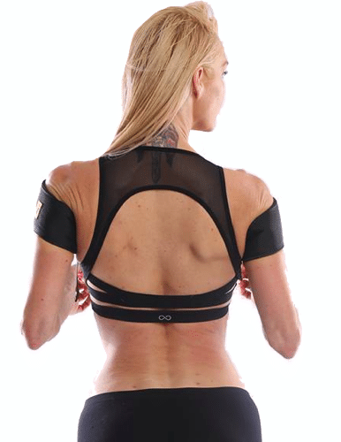 Agon posture exercises exerciser Brace upper Back Trainer Support corrector correction