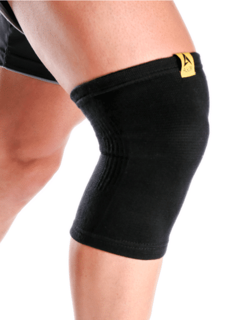 Agon Knee Compression sleeve knee patella injury support brace