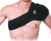 thermal shoulder brace support