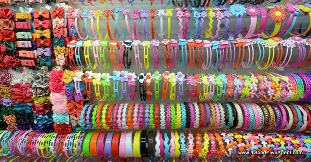 Hair Accessories Wholesale China Yiwu 2