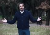 Il regista Fabrizio Maria Cortese. Foto Alfonso Romano / Ago Press