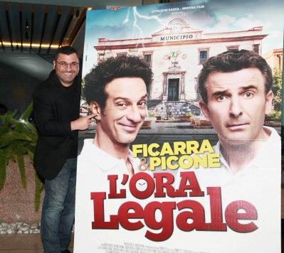 Sergio Friscia. Foto Alfonso Romano / Ago Press