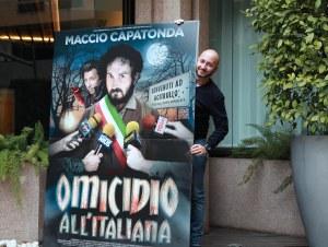 Ivo Avido. Foto Alfonso Romano / Ago Press