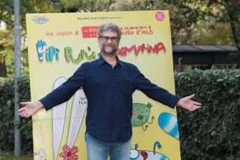 Il regista Enzo Dalò. Foto Alfonso Romano / Ago Press