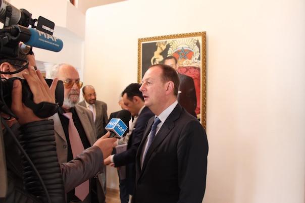 Missione Marocco per l'Ago Press