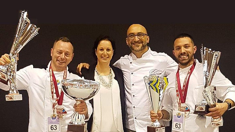 Trofeo Heinz Beck e Campionato Mondiale della Pizza. Vince l'Acqu'e Sale di Sorrento