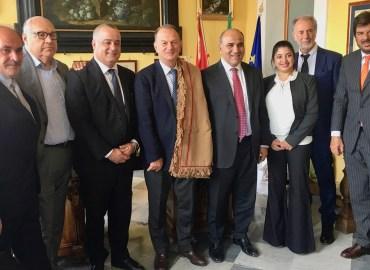 Tucumàn incontra Sorrento: in vista un gemellaggio con la capitale argentina dei limoni