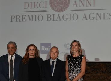 Eventi. Al Premio Biagio Agnes, Nord e Sud a confronto