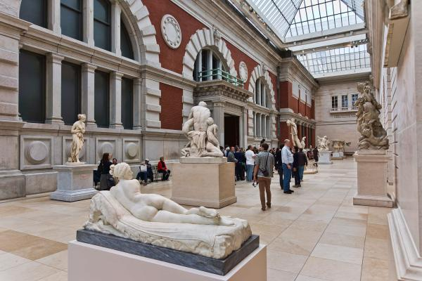Of North American Museums Charge Admission Art