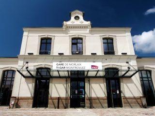 Gare de Morlaix (29)