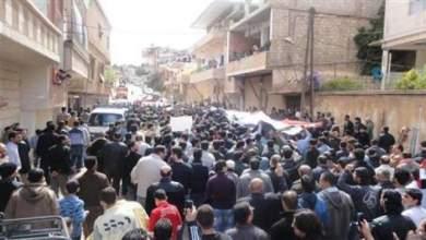 Photo of مدينة حمص السورية تطل على حرب أهلية