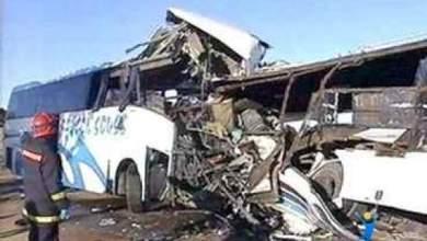 Photo of إقليم الحوز: مقتل ثمانية أشخاص وجرح 15 آخرين في حادثة سير مرعبة