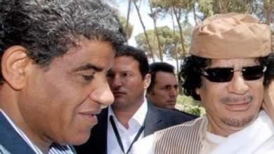 """Photo of عبد الله السنوسي العلبة السوداء كاتم أسرار """"القذافي"""" يصل طرابلس من موريتانيا"""