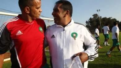 Photo of شقيق الزاكي مدربا لحراس المنتخب والركراكي وبنمحمود مساعدين للطاوسي