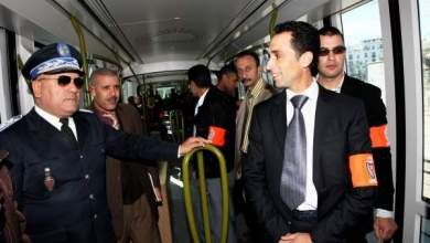Photo of بالصور: الشرطة تدشن تجربة جولان الطرامواي الدار البيضاء وستسهر على حماية أمن ركابه